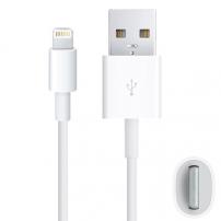 Synchronizační a nabíjecí kabel lightning pro iPhone / iPad / iPod - 2m - bílý