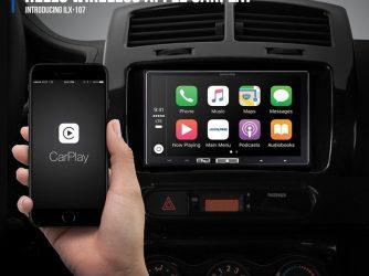 Alpine iLX-107 CarPlay