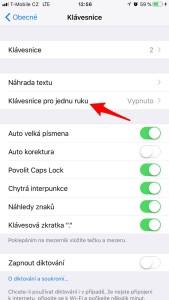 klávesnice pro iPhone