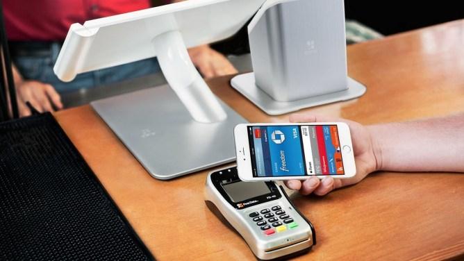 iPhone - jak platit