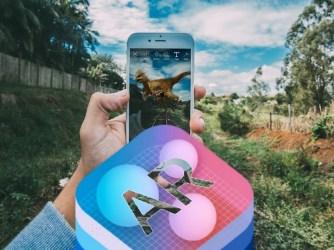 Rozšířená realita ARKit 1.5 v iOS 11.3