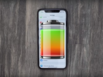 iPhone Battery Health CZ