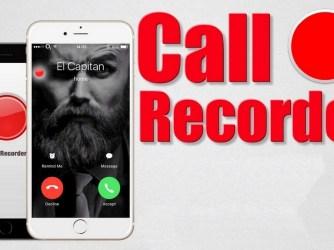 iPhone - jak nahrávat hovory