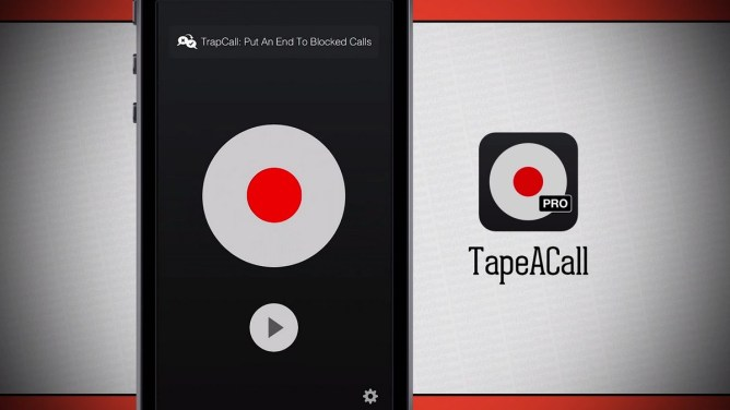 iPhone - nahrávat hovor - TapeACall