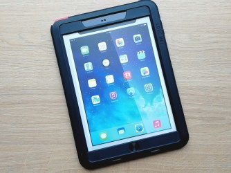 Odolný kryt na iPad 2017 a iPad Air