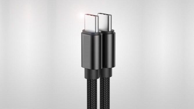 USB-C kabel pro Apple Macbook