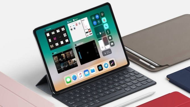 Információ - iPad Pro 2018