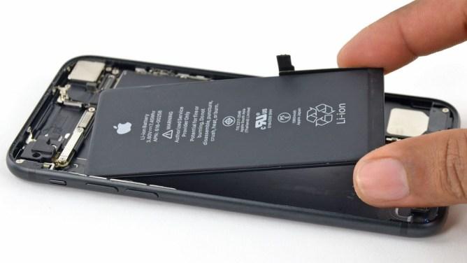 iPhone 7 și 7 Plus - bateria