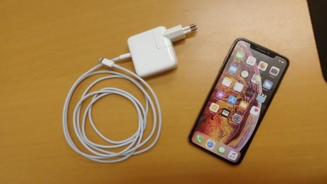 Rapidă încărcarea iPhone