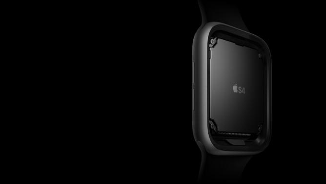 Apple Watch 4 - procesor