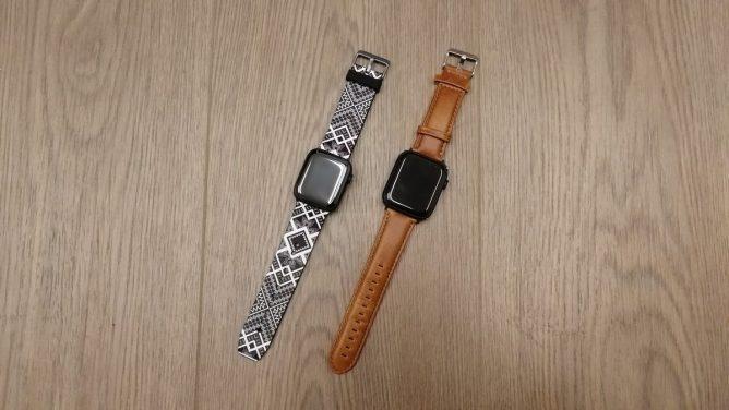 Apple Watch 4 - řemínky