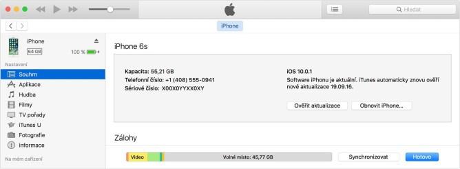 Jak odblokować iPhone'a za pomoca iTunes