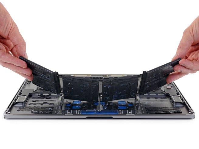 Kalibrace baterie v MacBooku