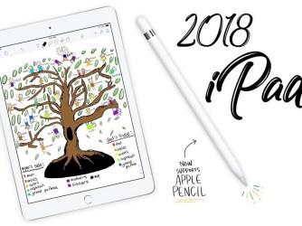 "9,7"" iPad 6. generácie (2018)"