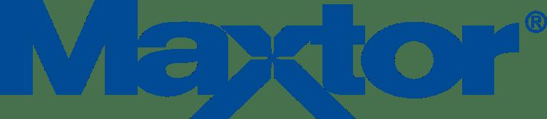 Maxtor-Logo