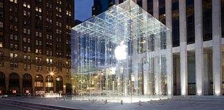 Apple store manhattan