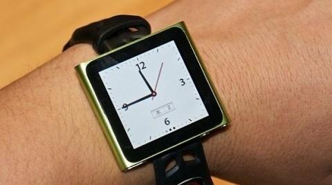 ipod nano reloj