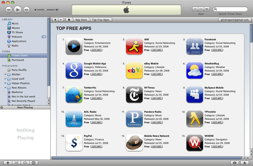 App Store Essentials Hall of Fame