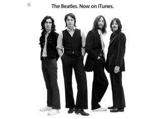 Apple beatles itunes