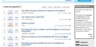 Nueva comunidad de tecnología con preguntas y respuestas de Infojobs