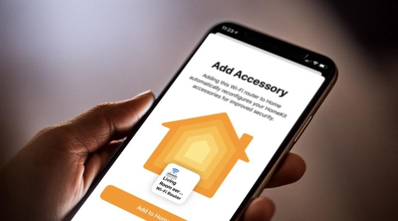 Aktualizace routeru Eero přináší podporu pro Apple HomeKit