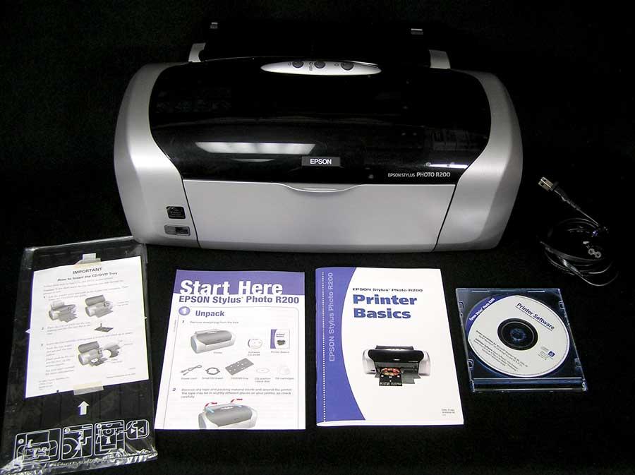 Epson Stylus Photo R200 Printer Apple Rescue Of Denver