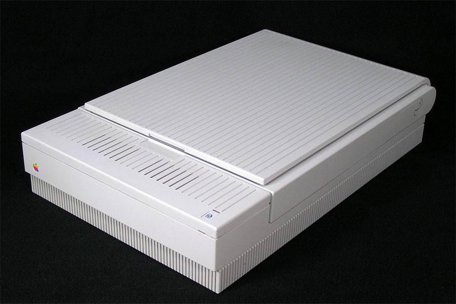 Apple Scanner and OneScanner Macintosh to PowerPC