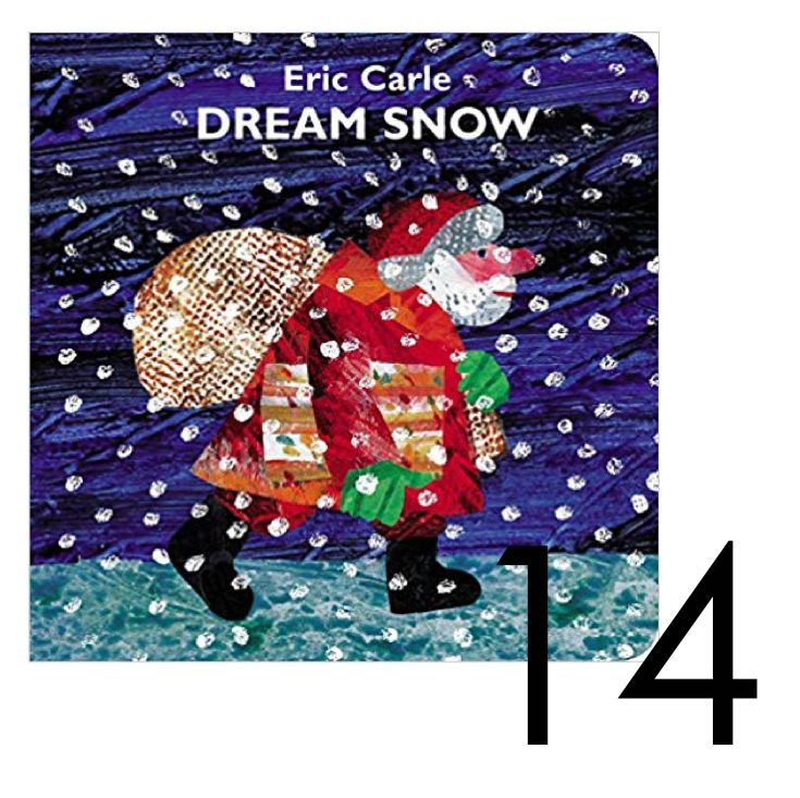 Dream Snow Christmas and Holiday Book Countdown