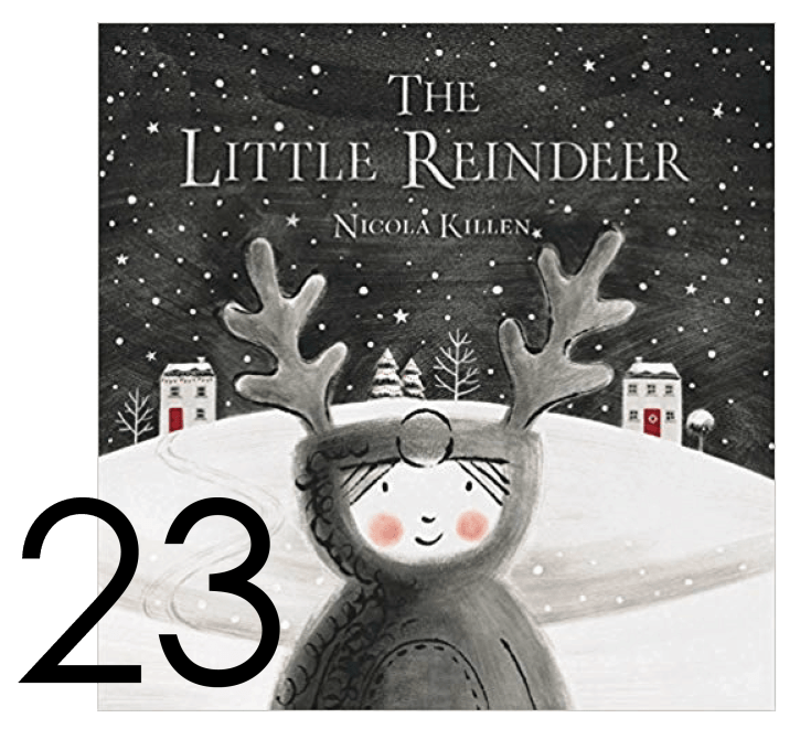 The Little Reindeer Christmas and Holiday Book Countdown