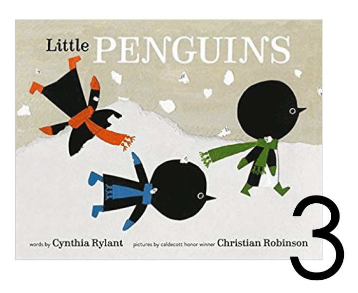 Little Penguin Christmas and Holiday Book Countdown