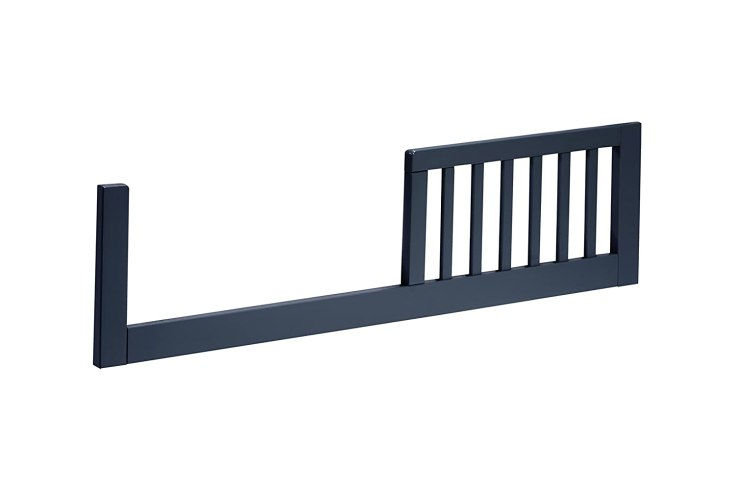 Toddler crib railing