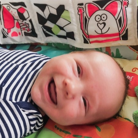 Support your 3-month-old's development with fun and simple activities to keep them engaged.