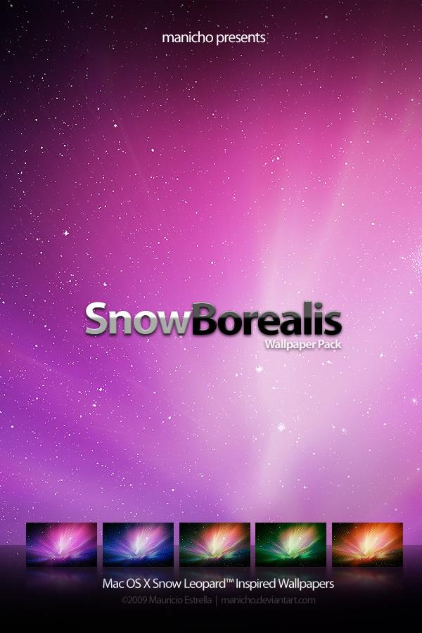 Snow Borealis