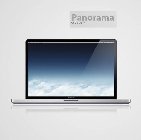 Panorama Clouds IV