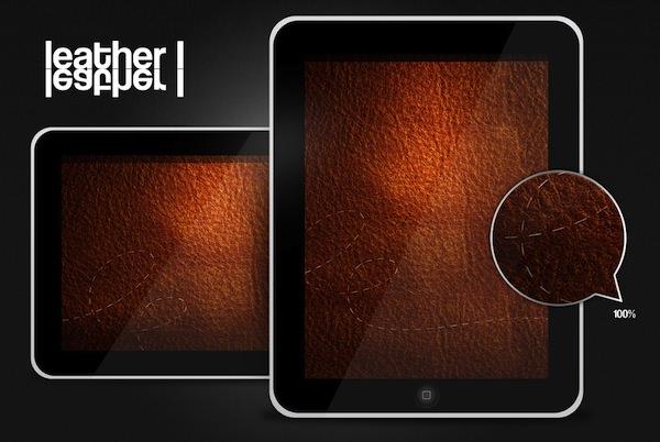 iPad Leather