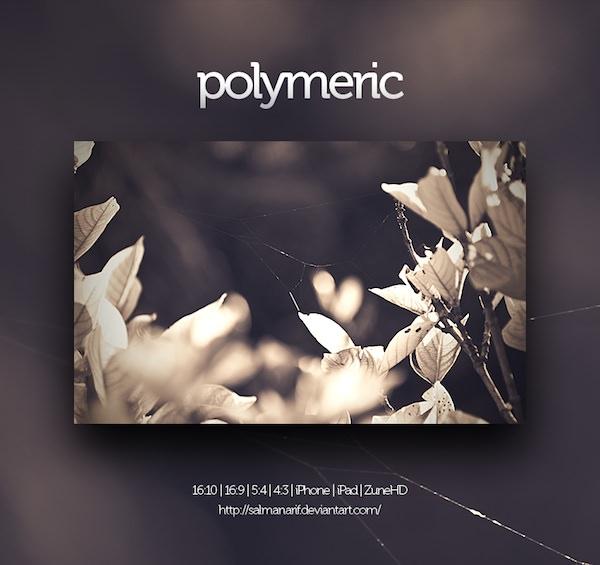 Polymeric