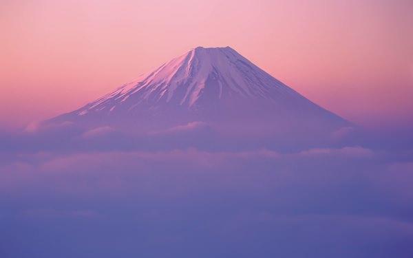 Mac 10.7 DP2 Mount Fuji