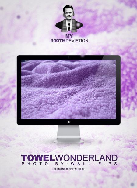 Towel Wonderland