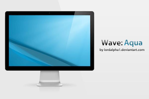 Wave Aqua