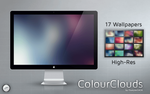 ColourClouds (17 Wallpapers)