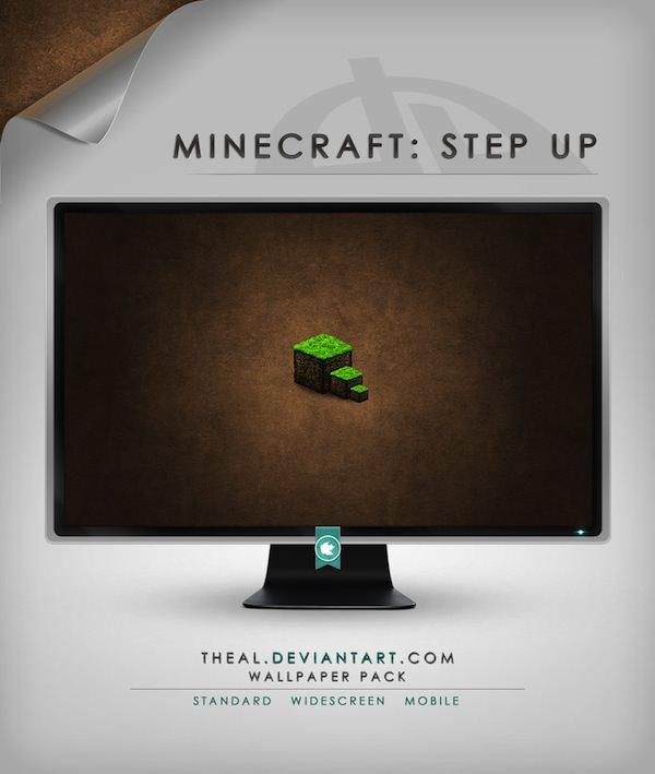 Minecraft Step UP