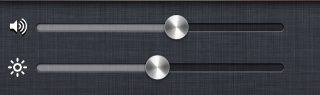 App Switcher Brightness