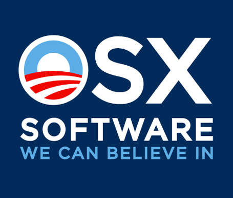 OSX Software We Can Believe In
