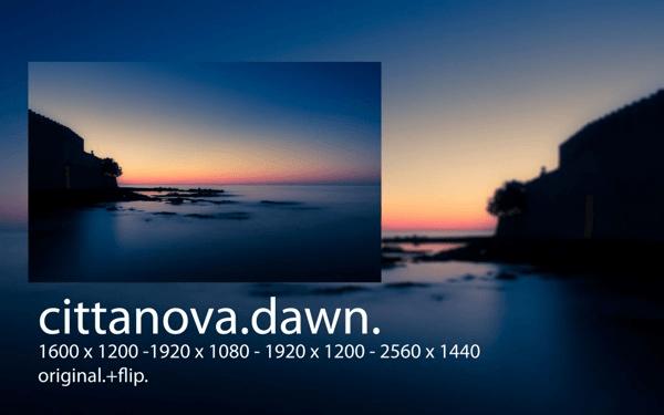 Cittanova dawn
