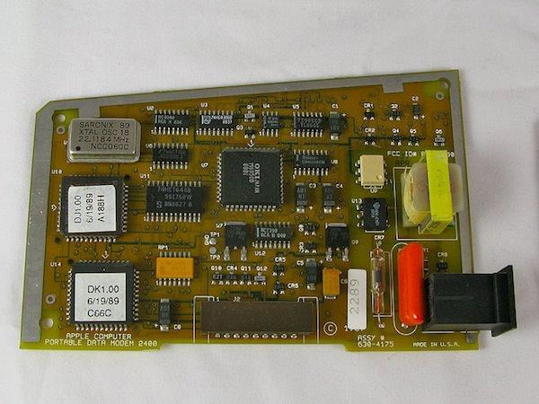 Apple Macintosh Portable prototype