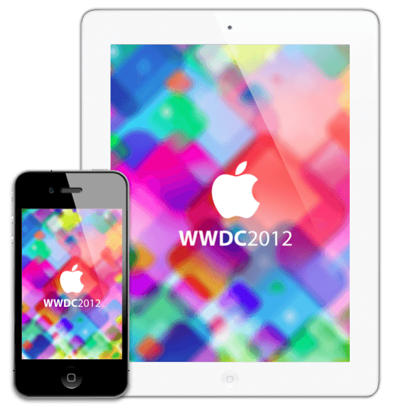 WWDC 2012 Wallpaper Pack