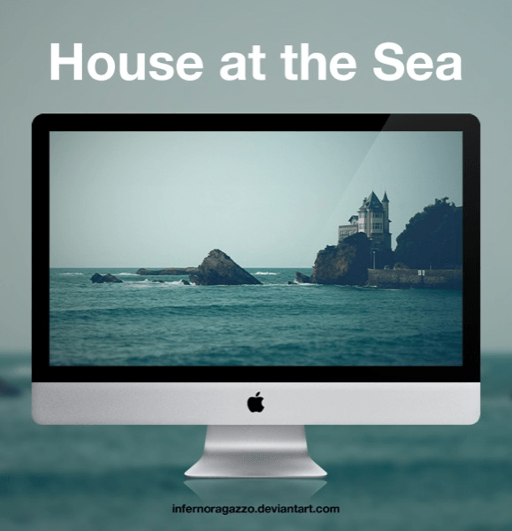 House at the Sea