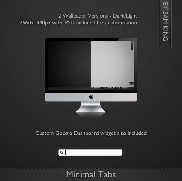 Minimal Tabs