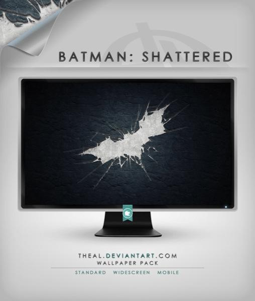 Batman Shattered
