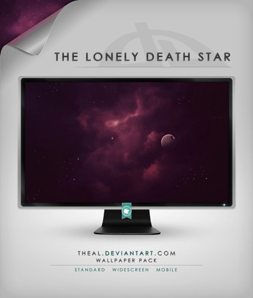 The Lonely Death Star